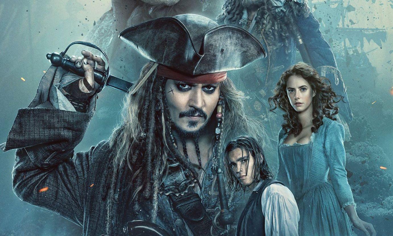 Piraci z Karaibów - Zemsta Salazara